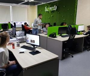 Офис Saleads
