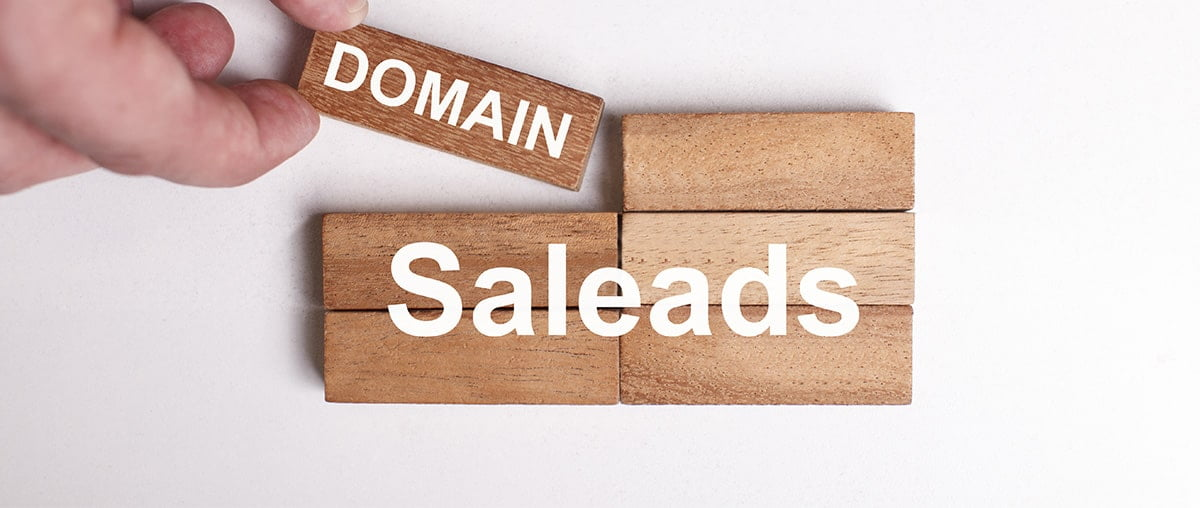 Saleads - Парковка доменов